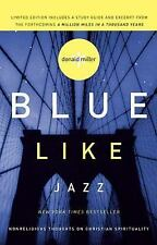Blue Like Jazz (Limited Edition) by Donald Miller