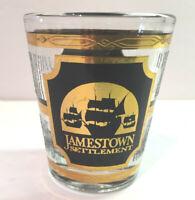 Shot Glass Jamestown Settlement