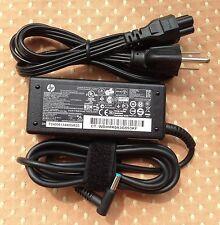 Original Genuine OEM HP 65W AC Adapter+Cord for HP Pavilion 17-E037CL,710412-001