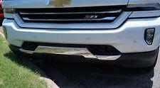 23243083 2016-2019 Chevrolet Silverado 1500 OEM Chrome Front Bumper Plate NEW