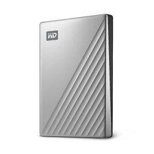 WD MY Passport Ultra externe 4 TB USB-C Festplatte  Metallgehäuse für Mac