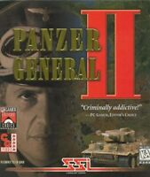 PANZER GENERAL II 2 +1Clk Windows 10 8 7 Vista XP Install