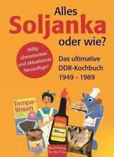 Alles Soljanka - oder wie? von Ute Scheffler (2017, Gebundene Ausgabe)