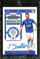 2019-20 Chronicles JAMES MADDISON RC Rookie Ticket Auto Contenders 60/99!
