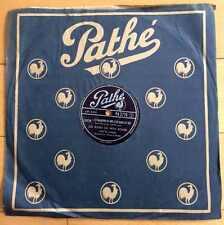 ►VINYLE 78 T. - PATHE 2775 -  CHANSONS DE BOB ET BOBETTE - LISETTE JAMBEL - 1951