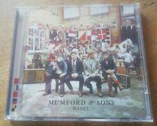 Mumford & Sons - babel (CD 2012)