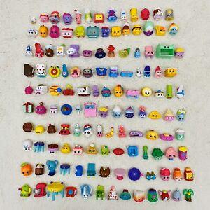 Shopkins Lot Of 130 Figures Mixed Seasons