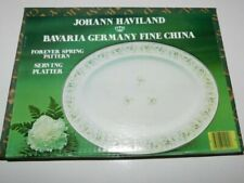 Johann Haviland Forever Spring Fine China Serving Platter Germany