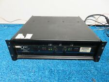 QSC MX 2000A - Pro Stereo 2 Channel 650w Dual Power Amplifier