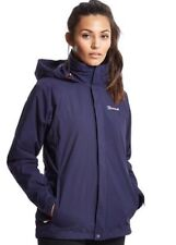 BERGHAUS  Women's Calisto Alpha 3 in 1 Jacket Size 18 Dark Blue 3 In 1 Jacket