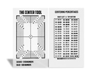 THE CENTER TOOL Card Grading - Centering Tool NEW 2021! PSA BGS SGC!