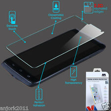 9H HARDNESS TEMPERED GLASS SCREEN PROTECTOR 2.5D FOR MOTOROLA DROID TURBO XT1254