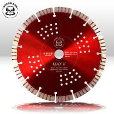 Diamantrennscheibe Beton universal 115-230 mm lasergeschweißt Winkelschleifer