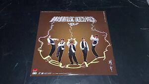 JACKY CHEUNG MUSIC VIDEOS KARAOKE VOL.2 LASER DISC LD