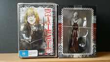 Death Note : Vol 8 (DVD, 2009) + Limited Edition Sidoh Figurine * Rare*