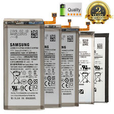 New Original Oem Battery for Samsung Galaxy S10 5G S10E S9 S8 Plus S7 S6 S5 S4