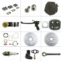 For 66cc 80cc 2-Stroke Engine Motorized Bicycle Bike 415 Chain Parts
