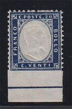1862 Effige con bordo integrale