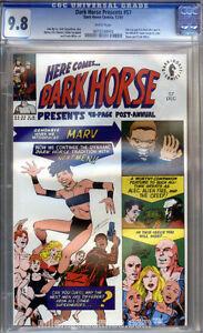 Dark Horse Presents #57 CGC 9.8 ~ Sin City pt 8