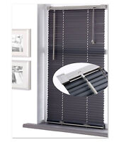STOCK CLEARANCE ON NEW CONTAST GREY PVC VENETIAN BLINDS