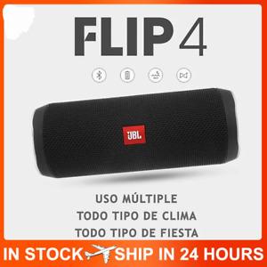 jbl Flip 4 Ipx7 Wireless Bluetooth Waterproof   Outdoor Portable Speakers