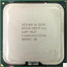 Intel Core 2 Duo E8200 2.66GHz Dual-Core (223-5582) Processor