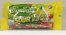 Gimbal's Gourmet Sour Jelly Beans 13 oz Gimbals