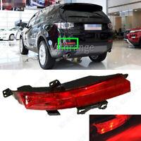 Left Passenger Side Rear Bumper Lamp Light For Land Rover Discovery Sport 15-19