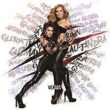 Gloria Trevi VERSUS Alejandra Guzman CD NEW 602557746129 NOW SHIPPING !