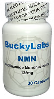 NMN Nicotinamide Mononucleotide Real NMN supplement 125mg 30 capsules NAD+
