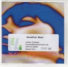 (DK617) Wave Machines, Ill Fit - 2012 DJ CD