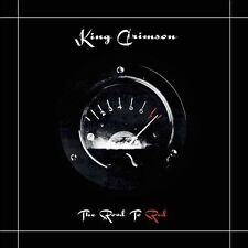 The Road to Red [21CD+DVD+2BR] [Limited] by King Crimson (DVD, Oct-2013, 24 Discs, Panegyric)