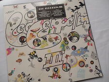 Led Zeppelin 1977 Original Press_Sealed_Zeppelin Iii Lp_No Bar Code