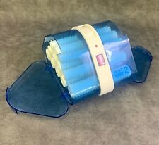 Sunbeam 24 Mist & Dry Curler Hair Setter Hot Rollers Curlers 12 Clips Pageant