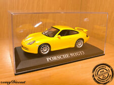 PORSCHE 911 GT3 GT-3 YELLOW 1:43 MINT!!!