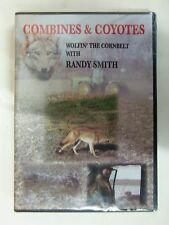 """Dvd - Smith """"Combines & Coyotes Wolfin' the Cornbelt"""" Traps Trapping Duke"""
