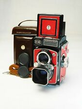 Yashica MAT-EM TLR Camera CLA Overhauled by Yashica Tech w/6 Mo.Warranty,MINT/R