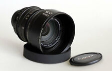 Cinematics Canon EF-S 17-55mm f2.8 cine lens for RED RAVEN CANON 60D 7D BMPCC