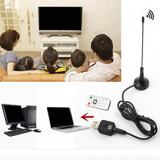 Mini USB DVB-T TV HD Digital Receiver Tuner Stick OSD MPEG-2/4 For Laptop PC New