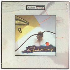 Ricochet Days  Modern English  Vinyl Record