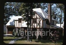 1940s kodachrome photo slide House exterior Dutch Boy Paint collection #3