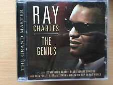 RAY CHARLES EL GENIO ~ Rock Pop / SOUL GOSPEL CD
