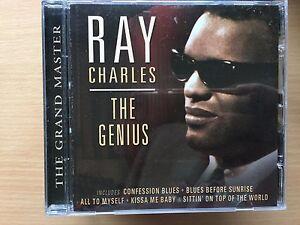 Ray Charles The Genius CD Rock Pop / Soul Gospel Music Album