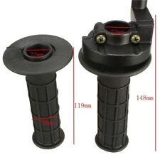 Gasgriff Set  für 22mm Lenker Dirt Bike Pit Bike Enduro Cross ATV Quad NEU