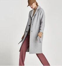 Zara Machine Washable Casual Coats, Jackets & Vests for Women