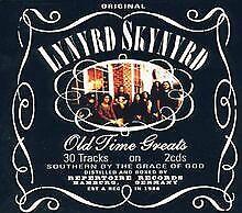Old Time Greats-Anthology von Lynyrd Skynyrd   CD   Zustand sehr gut
