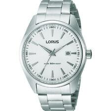 Lorus Stainless Steel Date Mens Watch RH903DX9