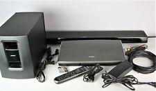 Bose Lifestyle 135 Speaker System w/ AV35 Control, Subwoofer, Remote Control