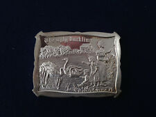 1976 B.H. Mayer The Ugly Duckling Hans Christian Andersen BHM-1 Silver Bar P1841