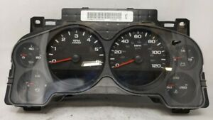 2007-2009 Gmc Sierra 1500 Speedometer Instrument Cluster Gauges 85318